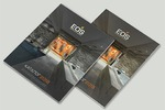 Обложка каталога компании EOS