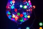Светодиодные гирлянды шарики