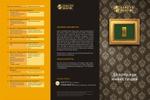 Буклет «Золото как инвестиция» Народного банка