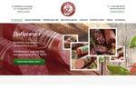 «Доброгост» - Landing Page настоящих мясных деликатесов