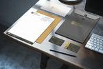 разработка фирм.стиля для компании по продаже мебели и интерьера