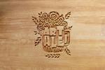 """Логотип для северной пивоварни """"Art Ale"""""""