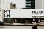 Фирменный стиль для Nails Point