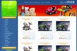 Интернет-магазин Kids Toy
