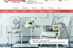 Контент для компании дизайнерской мебели ДАММИДОМ