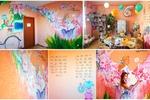 Ручная роспись для детской студии