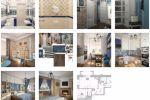 Квартира #1 52 кв. метра Для семьи с одним ребенком