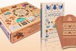 Упаковка для новогоднего подарка в стиле Hygge
