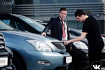Сервис срочной продажи авто. SMM ВКонтакте