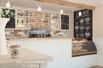 Дизайн и визуализация небольшой кофейни в стиле Прованс.г.Москва
