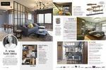 Дизайн интерьера для конкурсного проекта в стиле Лофт