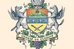 Герб для армянской семейной винодельни