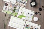 Дизайн презентации «Eco-Beauty»