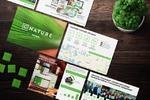 Дизайн презентации «GNature»