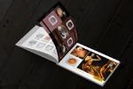 Дизайн и верстка каталога косметики