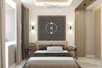 Дизайн спальни в квартире 35 кв.м.