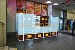 3Д моделирование витрин с фотопривязкой в Торговом центре 2