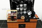 Дизайн-проект островка кафетерий в ТЦ 1