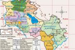 Карта Армении для сайта