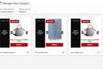 Индивидуальный баннер для динамического ремаркетинга в Coogle Ad