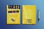 Дизайн обложки книги отзывов