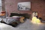 Фотомонтаж: Визуализация кровати в интерьере 3