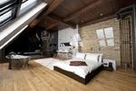 Фотомонтаж: Визуализация кровати в интерьере 01
