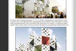 Архитектура модульного жилого комплекса студии Big Architects