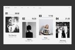 Разработка дизайна сайта MANEZ