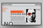Дизайн сайта для MATCHEN