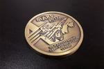 медаль для авиасалона MAKS