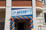 """Вывеска фитнес-студии """"SpeedFit"""", г.Москва"""