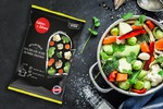 Упаковка для замороженных овощей