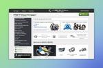 Автодрайвер - Редизайн сайта автомобильных запчастей