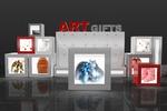 Визуализация оборудования ART GIFTS (С товаром)