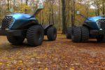 автономный трактор
