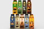Серия упаковок для чая (Zavaroff Club)