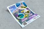 """листовка для компании """"Chille Tour"""""""