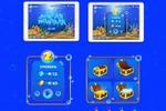 Fish Sea -графика для игры(вектор)