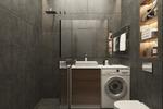 Дизайн и визуализация санузла в квартире.