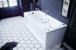 интерьер ванной комнаты 17