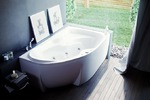 интерьер ванной комнаты 20