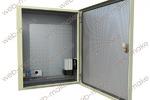 Моделирование термо-шкафа, визуализация оборудования