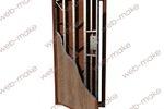 Иллюстрация прочностных характеристик металлической двери