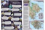 """Буклет-карта для Национального парка """"Берингия"""""""