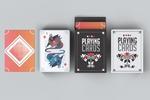 Векторные иллюстрации для игральных карт