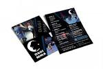 Разработка дизайн-макета листовки для DAGI MMA