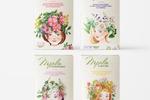 Серия упаковки травяных чаев