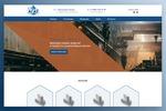 Дизайн лендинга по продаже строительных материалов в Наб. Челнах