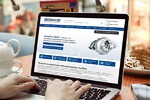 Сайт по продаже турбин